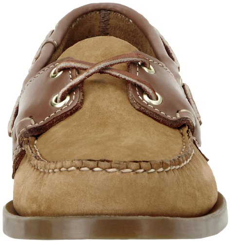 Sebago Spinnaker Mens Tan/tan