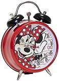 Disney Minnie - Reloj analógico para niña