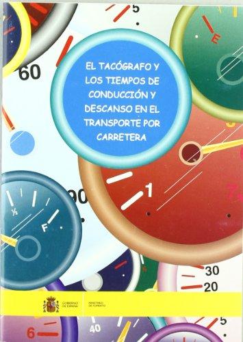 El tacógrafo y los tiempos de conducción y descanso en el transporte por carretera.