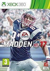 Madden NFL 17 (Xbox 360) (New)
