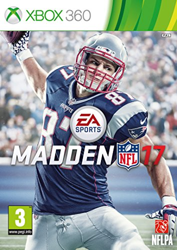 Madden NFL 17 (Xbox 360) (New) (Xbox Video-spiele Madden 360)