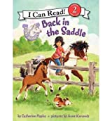 (PONY SCOUTS: BACK IN THE SADDLE ) By Hapka, Catherine (Author) Hardcover Published on (03, 2011)