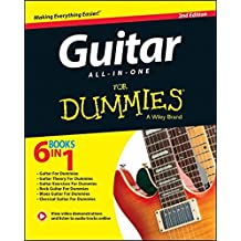 Guitar All–In–One For Dummies: Book + Online Video & Audio Instruction