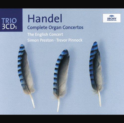 Handel: The Organ Concertos (3...