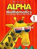 Alpha Mathematics Course Book Class - 1