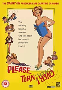 Please Turn Over [DVD]