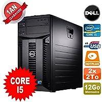 Servidor Dell PowerEdge T310Intel Core i5–6503.20GHz 12GB RAM ECC 2x 2to SATA