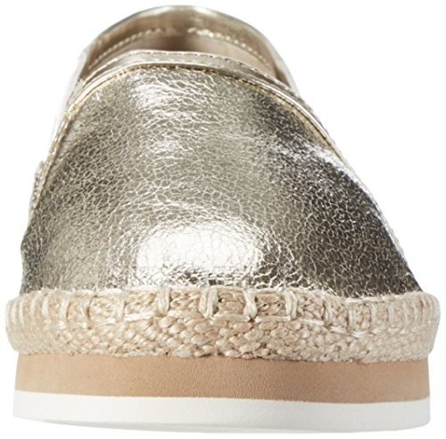 Tommy Hilfiger S1385py 1z, Espadrilles Femme Or (Light Gold 704)