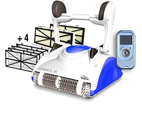 maytronics-dolphin-cosmos-30-digital-con-telecomando-robot-elettrico-pulitore-per-piscina-fino-a-15-