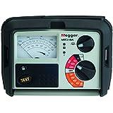 Megger MIT310A Medidor De Aislamiento Analógico De 1000 V, Rango 0.01 A 999 MΩ