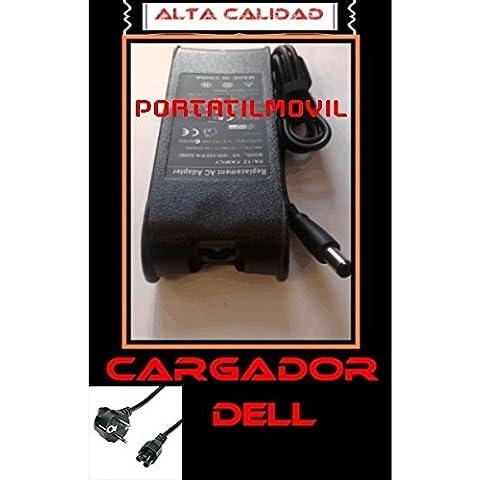 CARGADOR PARA PORTÁTIL DELL INSPIRON VOSTRO 19.5V 4.62A