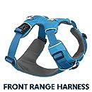 Ruffwear Ganztags-Hundegeschirr, Sehr kleine Hunderassen, Größenverstellbar, Größe: XS, Blau, Front Range Geschirr, 30501-407S1
