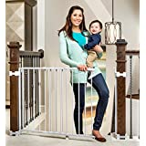 Regalo Top of Stair Gate, White