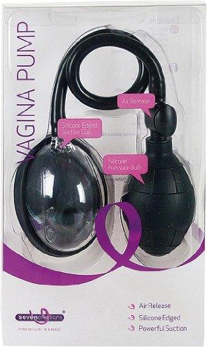 Other Premium Vagina Pump, Black, Small Cup, 200 g