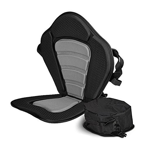 Sit-on-Top Deluxe Cushioned Kayak Seat With Back Pack