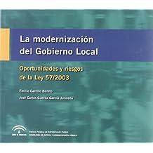 La Modernizacíon del Gobierno Local