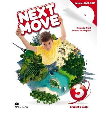 [(Next Move Student's Book Pack Level 3)] [ By (author) Amanda Cant, By (author) Mary Charrington ] [April, 2013] por Amanda Cant