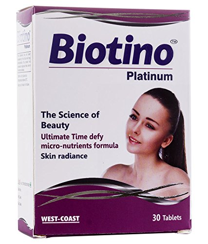 West Coast Biotino Platinum - 30 Tablets