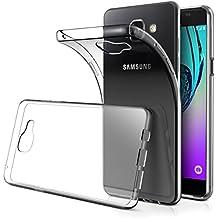 Samsung Galaxy A3 (2016) Funda, iVoler TPU Silicona Case Cover Dura Parachoques Carcasa Funda Bumper para Samsung Galaxy A3 (2016) SM-A310F, [Ultra-delgado] [Shock-Absorción] [Anti-Arañazos] [Transparente]- Garantía Incondicional de 18 Meses