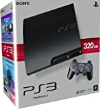 PlayStation 3 - Konsole 320 GB Slim UK Import