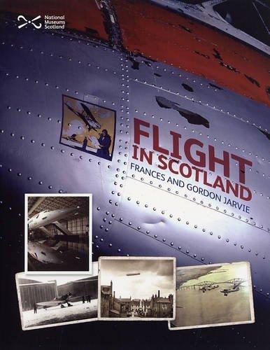 Flight in Scotland (Scotties) by Frances Jarvie (2009-03-31)