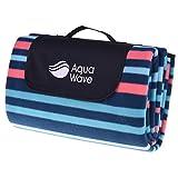 AQUAWAVE SAVATO Picnic Blanket, Dot Pattern, One size