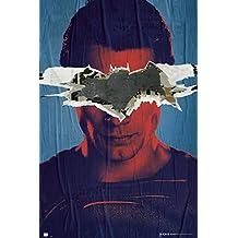 Grupo Erik Editores   Poster Batman V Superman Superman