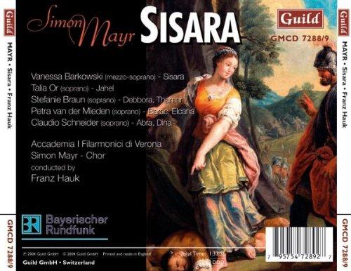 Simon Mayr/ Sisara