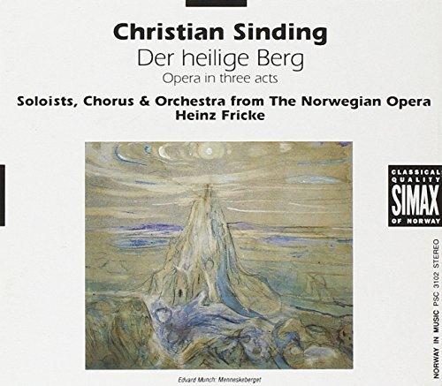 Der Heilige Berg by Toril Carlsen (1992-01-24)
