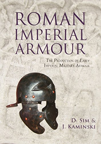 Roman Imperial Armour Cover Image