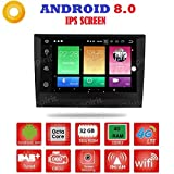 Android 8.0 4GB-RAM 32GB-ROM GPS USB WI-FI Bluetooth MirrorLink Autoradio Porsche / 911/997 / Cayman 2005-2008 Porsche Boxter 2005-2009