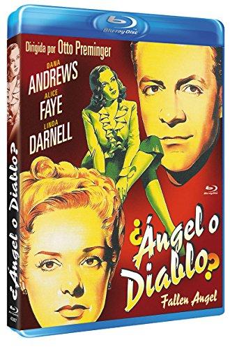 ¿Ángel o Diablo?  1945 BD Fallen Angel [Blu-ray] 51vtvJC1yyL