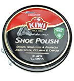 Kiwi - Pack De 2 Boites De 100Ml De Cirage Noir Kiwi