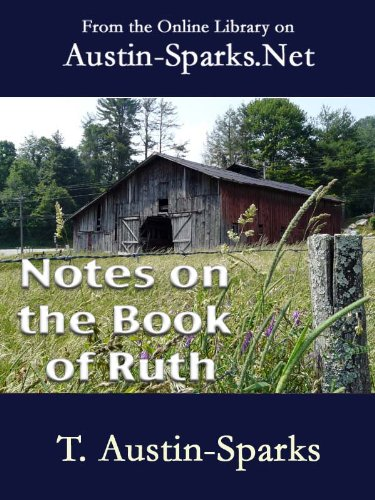 notes-on-the-book-of-ruth-english-edition