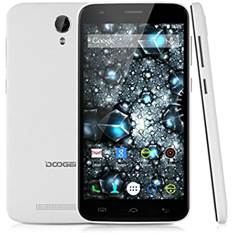 Doogee Valencia2 Y100 Plus - Smartphone Movil Libre Android Lte 4G (5.5