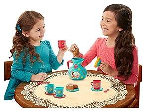 Elena of Avalor Royal Palace Juego de té con Chocolate