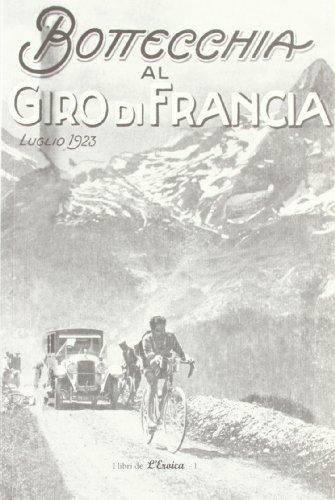 Bottecchia al giro di Francia. Luglio 1923
