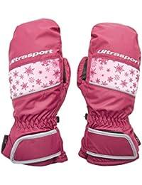 Ultrasport Children's Basic Starflake Skiing Gloves