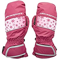 Ultrasport Children's Basic Starflake Skiing Gloves