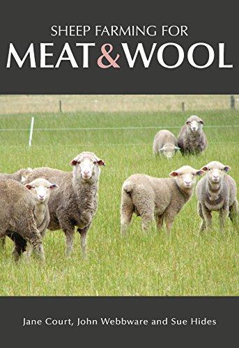Sheep Farming for Meat & Wool (Landlinks Press) por Jane Court