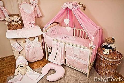 Chambre d'enfant 12pièces, tour de lit, Parure de lit bébé