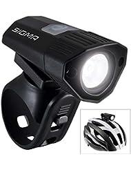 Sigma LED-Helmleuchte Buster 100 inkl. Silikonhalter schwarz ca. 62g Fahrrad