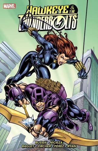 Hawkeye & the Thunderbolts Vol. 2 (Hawkeye-vol 2)