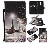 COVER Huawei Mate 10Lite, [Shock Absorption] Ultra Morbido Nuovo Design Luxury Case Custodia PU Silicone Custodia con protezione robusta Cover PU morbida case cover # Q, 6