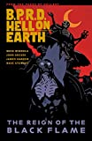 Image de B.P.R.D. Hell on Earth Volume 9: The Reign of the Black Flame