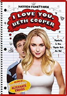 I Love You, Beth Cooper by Hayden Panettiere