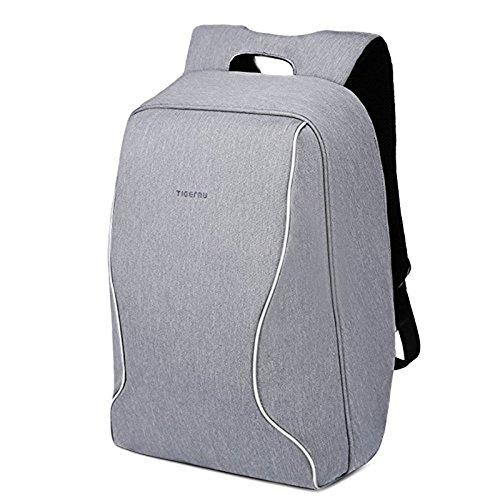 Kopack Anti Diebstahl Laptop Rucksack 14,1 15,4 Zoll Stoßfest Computer Rucksack Leicht ScanSmart TSA Freundlich Wasserbeständigkeit (Leichte Computer-rucksack)
