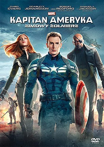 Bild von Captain America 2: The Return of the First Avenger [PL DVD] (English audio, English subtitles) by Scarlett Johansson