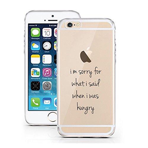 iPhone 7 cas par licaso® pour le modèle Disney Princess Conte de fée Enfance TPU 7 Apple iPhone 7 silicone ultra-mince Protégez votre iPhone 7 est élégant et couverture voiture cadeau Sorry for what I said