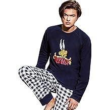 Pijama Micropolar ASTERIX Hombre GISELA
